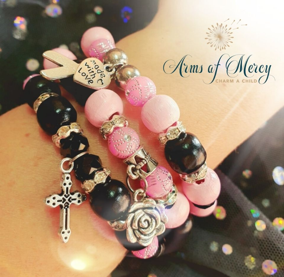 Darling Diva Bracelets © Arms of Mercy NPC