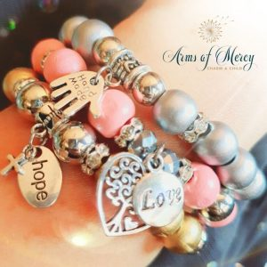 Journey of Hope Bracelets © Arms of Mercy NPC