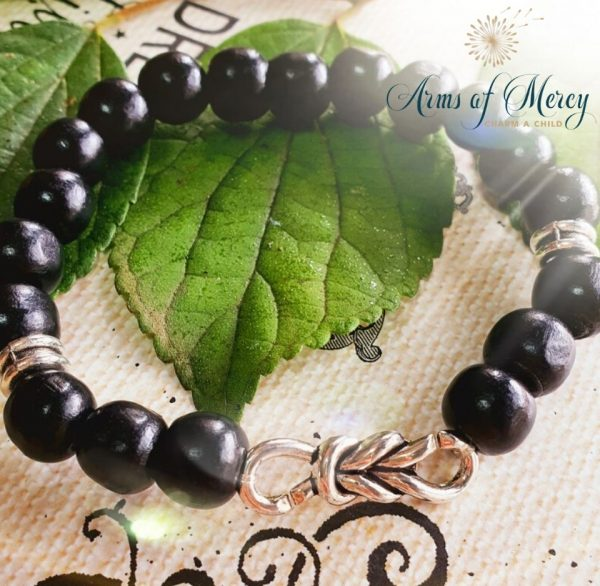 Let Love Grow Men`s Bracelets © Arms of Mercy NPC