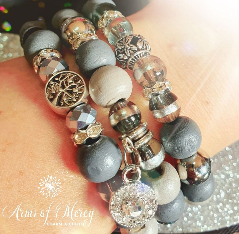 Mercy Me Bracelets © Arms of Mercy NPC