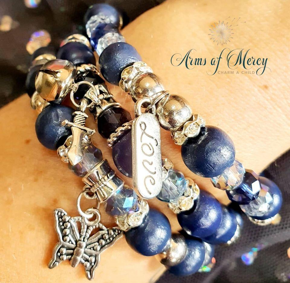 Mighty Warrior Bracelets © Arms of Mercy NPC
