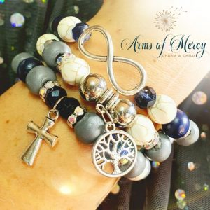 Perseverance is Key Bracelets © Arms of Mercy NPC