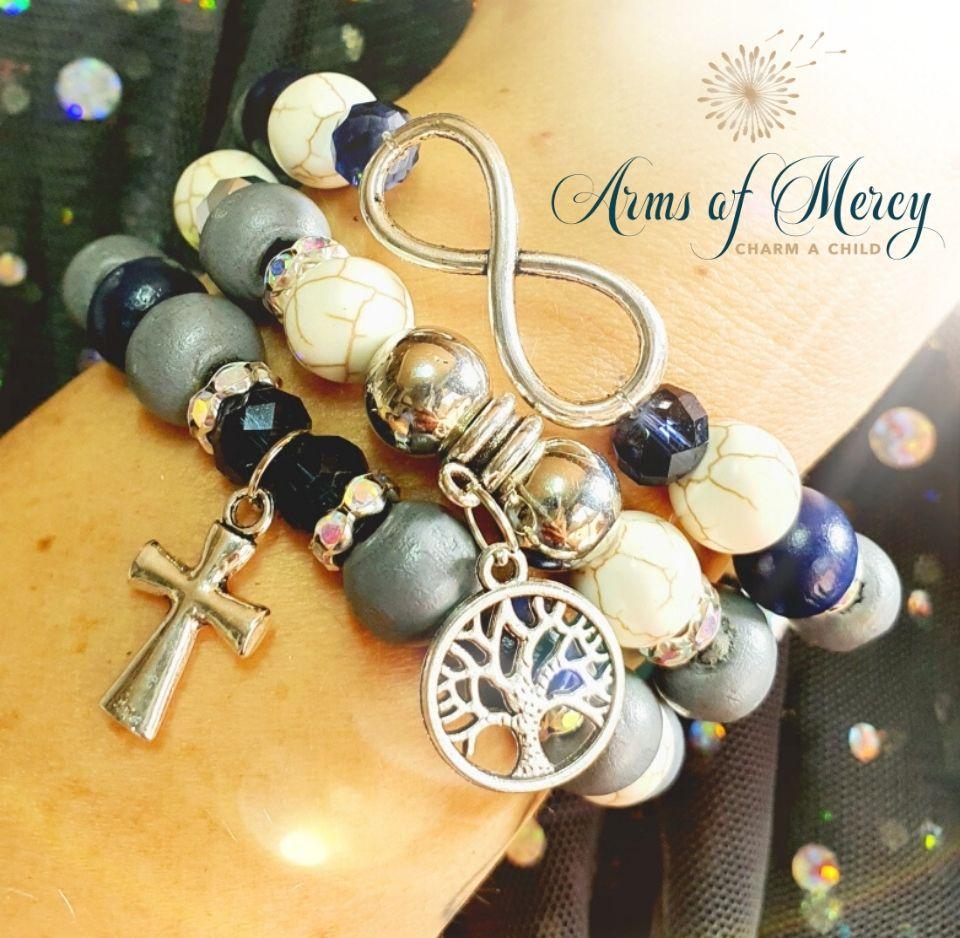 Perseverance is Key Bracelets © Arms of Mercy NPC