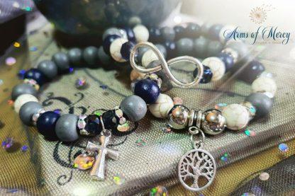 Perseverance is Key Bracelets 3 © Arms of Mercy NPC