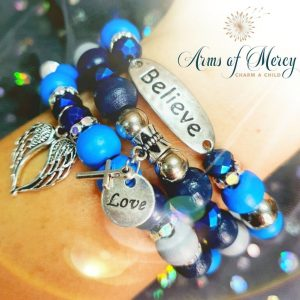 Stay Confident Bracelets © Arms of Mercy NPC
