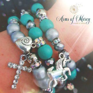 Grace from God Bracelets © Arms of Mercy NPC