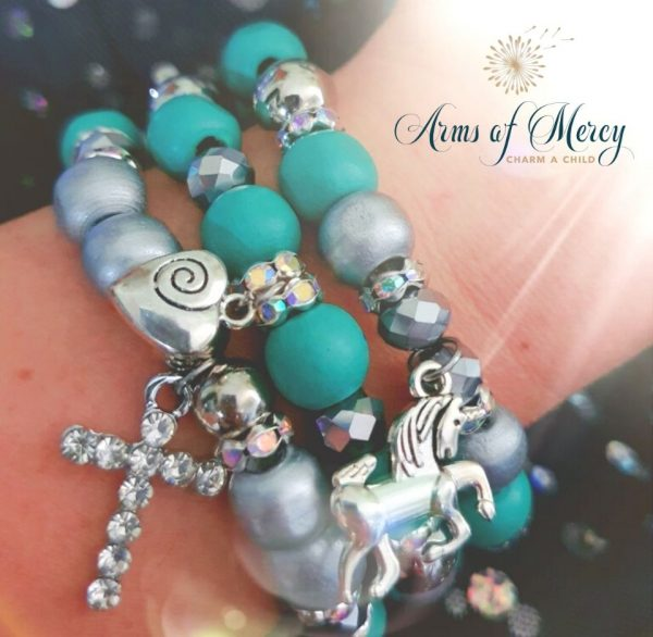 Grace from God Bracelets © Arms of Mercy NPC