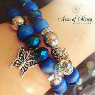 Guillain Barre Awareness Bracelets © Arms of Mercy NPC