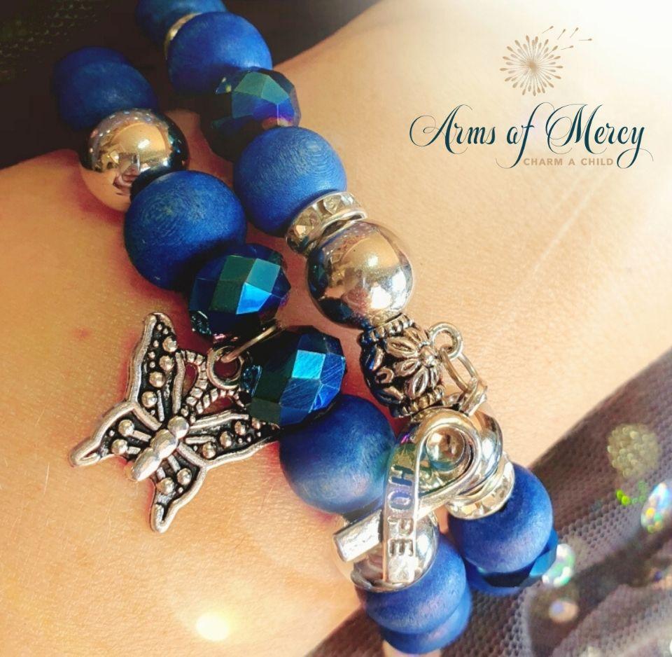 Guillain Barre Awareness Bracelets © Arms of Mercy NPC