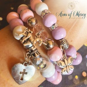 Lily Bracelets © Arms of Mercy NPC