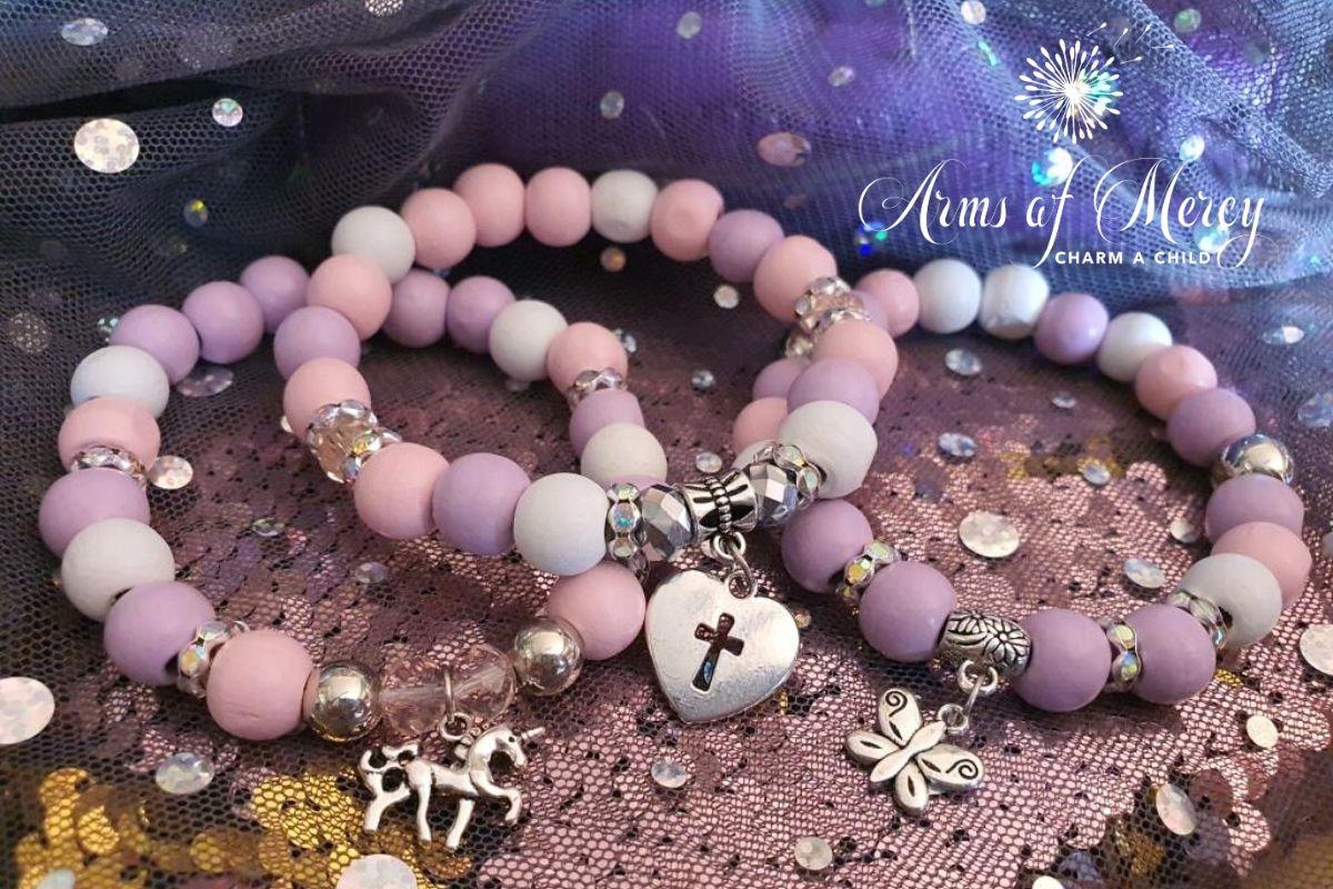 Lily Bracelets © Arms of Mercy NPC