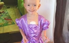 Rene-Lily-Gaskell - Stage III High Risk Neuroblastoma Cancer