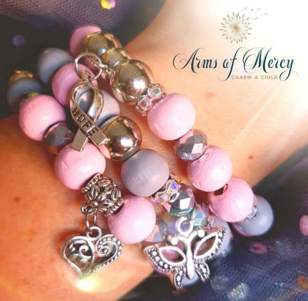 Butterfly Magic Bracelets © Arms of Mercy NPC