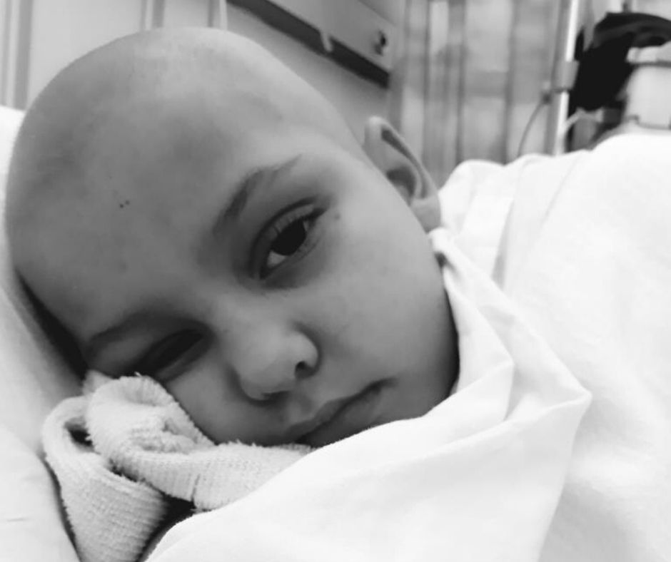 Fundraising for Esmè Lombard – Embryonal Rhabdomyosarcoma (ERMS)