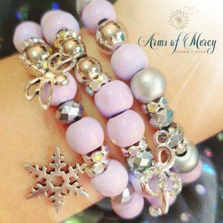 Frozen Bracelets © Arms of Mercy NPC