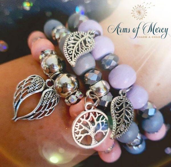 My Angel Bracelets © Arms of Mercy NPC