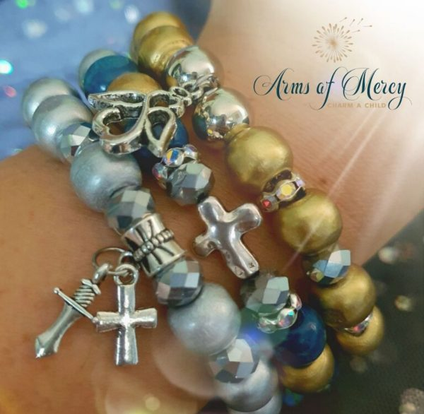 Thriving Angel Bracelets © Arms of Mercy NPC