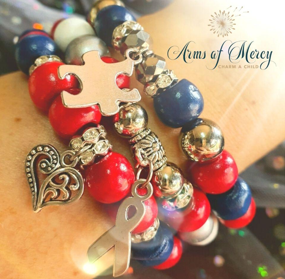Unique Bracelets © Arms of Mercy NPC