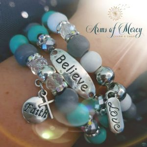 You are Precious Bracelets ©-Arms of Mercy NPC