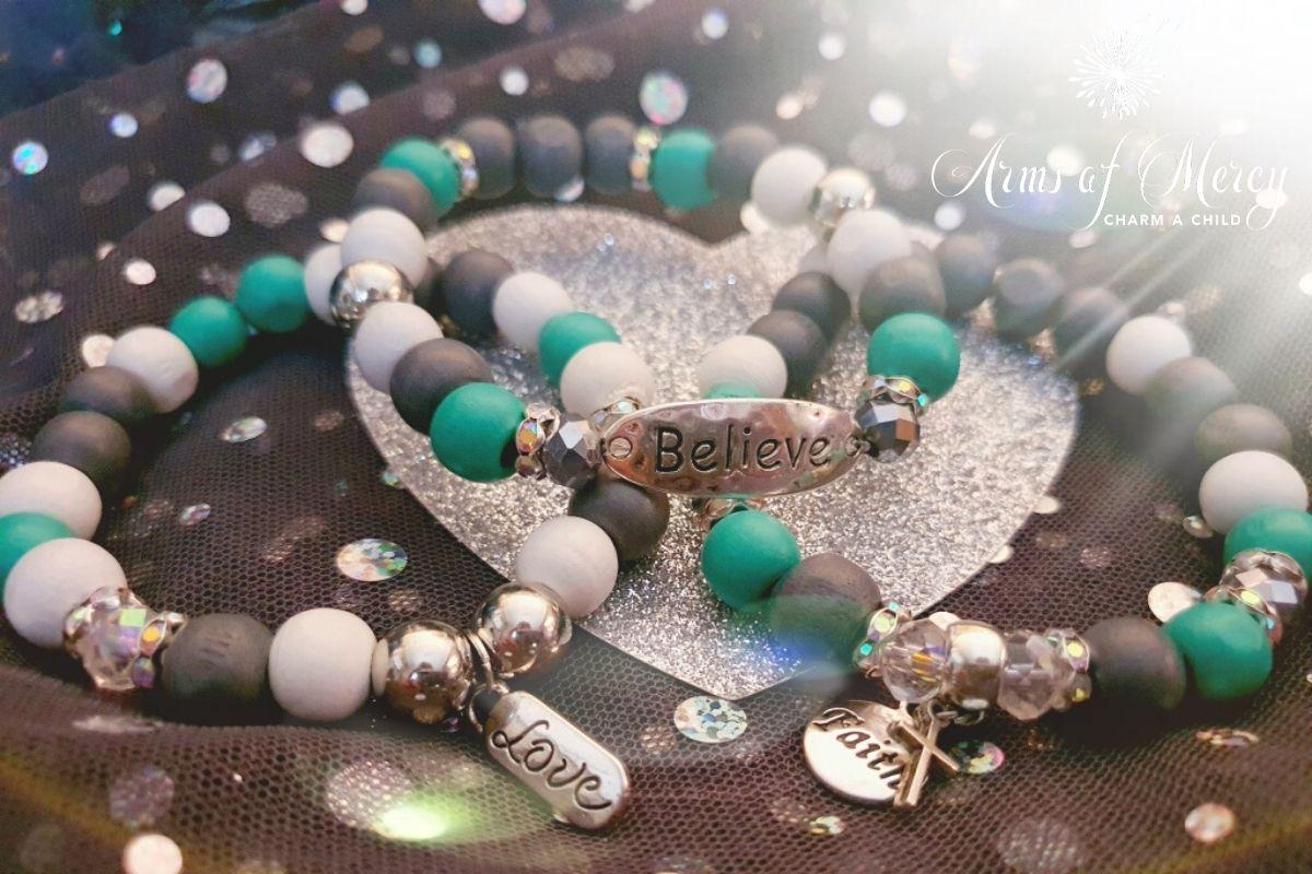 You are Precious Bracelets ©-Arms of Mercy NPC