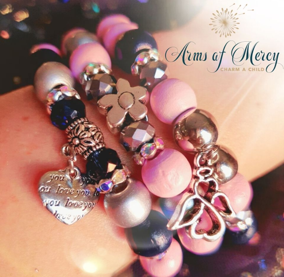 Blossom with Love Bracelets