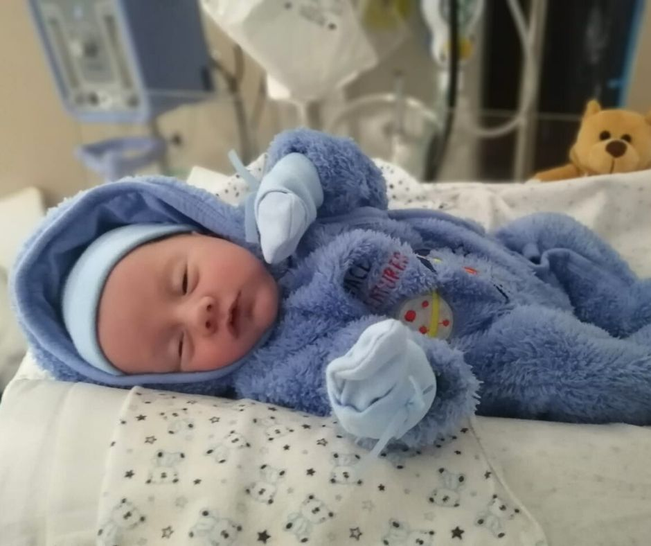 Fundraising for Diandrè Labuschagne – Congenital Cranial Teratoma