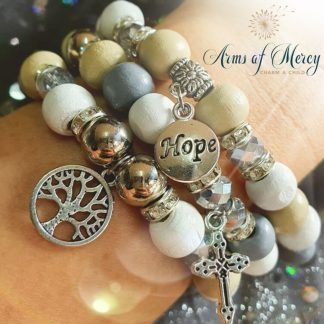 Overcomer Bracelets © Arms of Mercy NPC