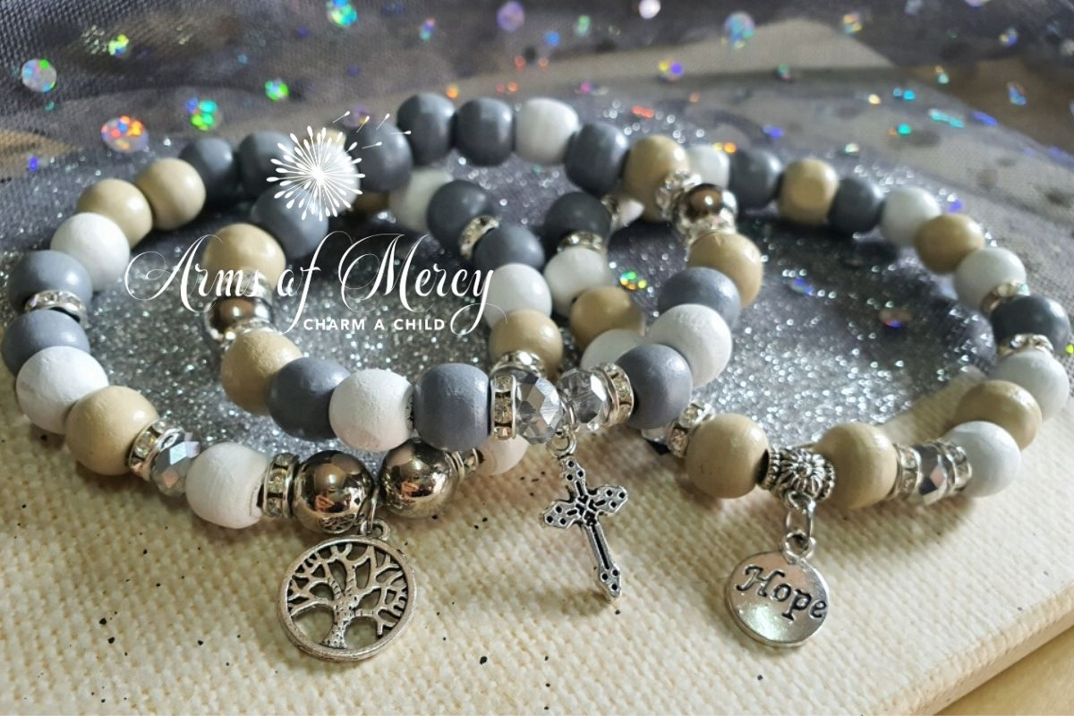 Overcomer Bracelets © Arms of Mercy NPC