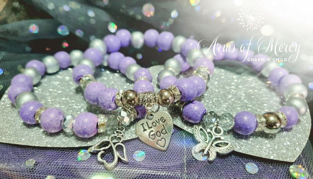 Blessed Beyond Bracelets © Arms of Mercy NPC