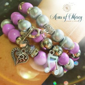 Life is a Dance Bracelets © Arms of Mercy NPC