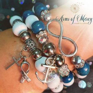 Anchored in Faith Bracelets © Arms of Mercy NPC
