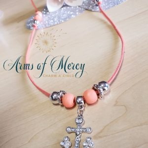 Diamanté Anchor Necklace © Arms of Mercy NPC