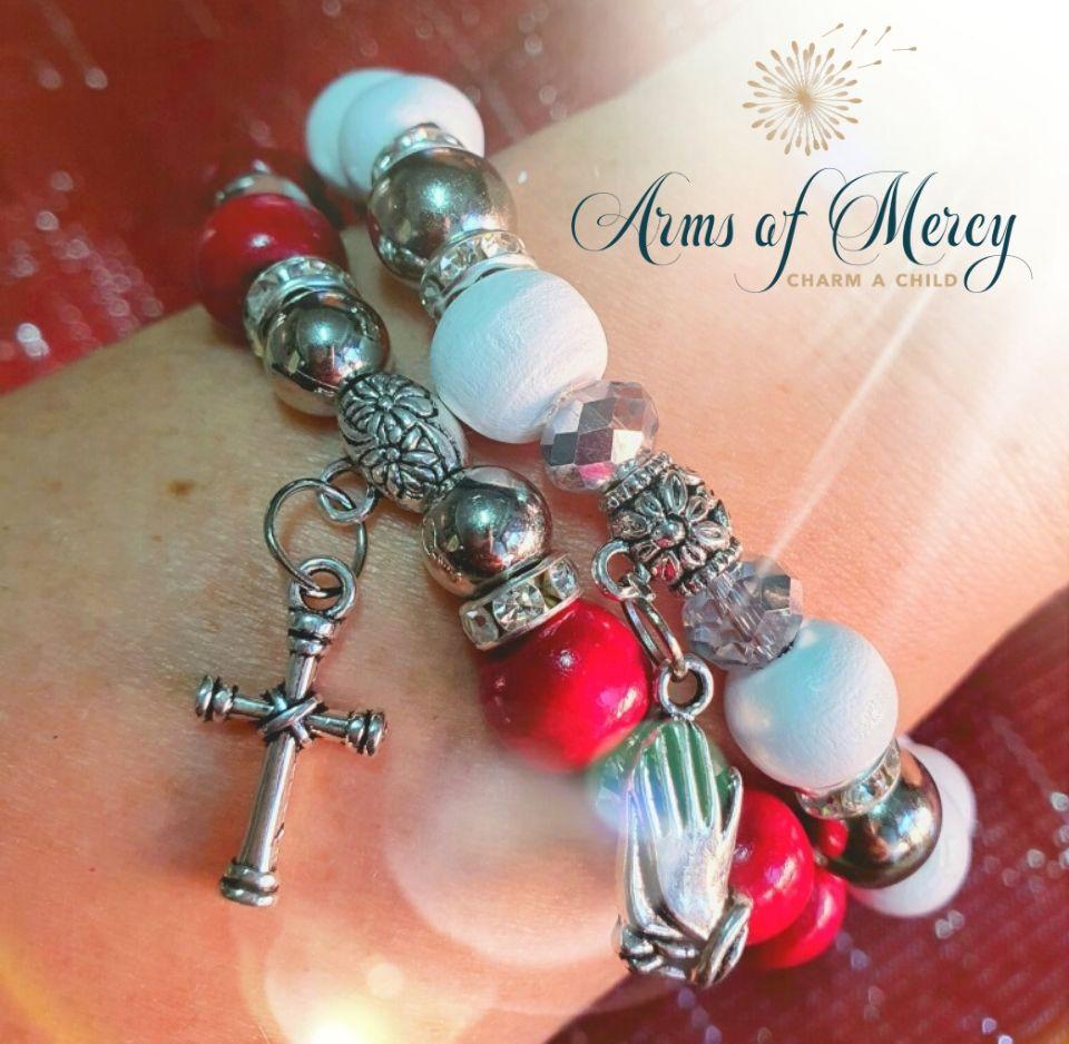 Survivor Bracelets © Arms of Mercy NPC