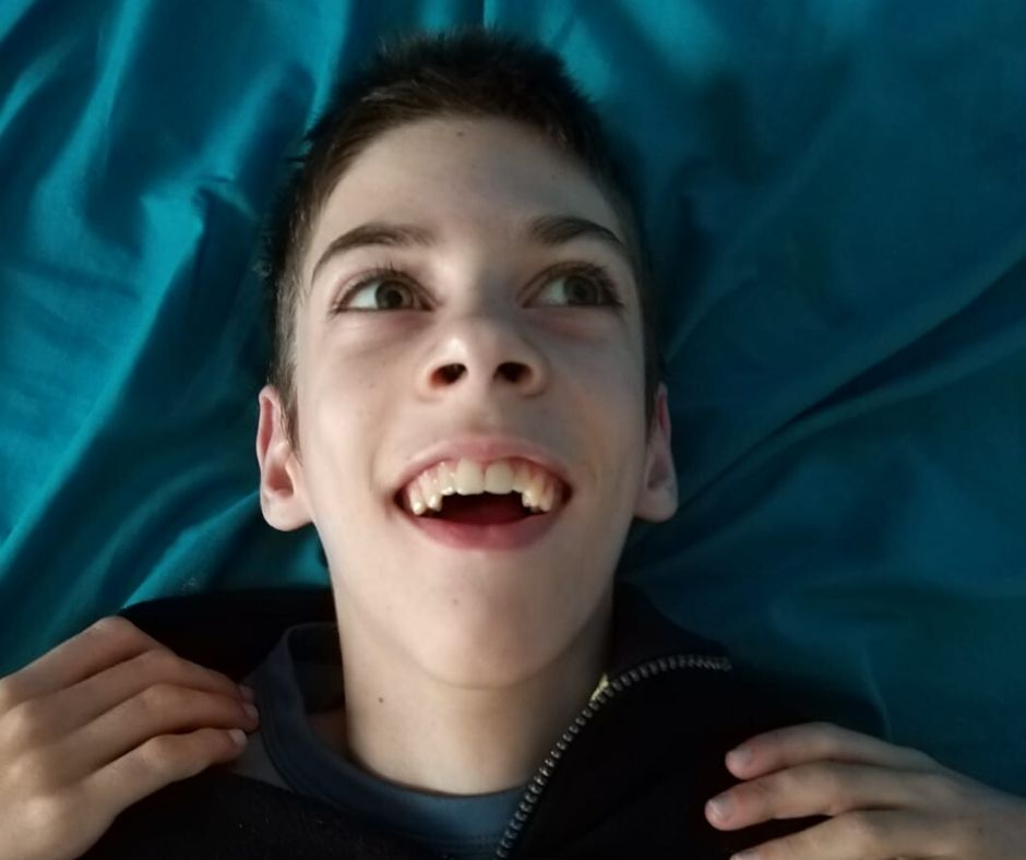 Fundraising for Kevin van Eeden – Optic Nerve Atrophy, Spastic Quadriplegic Cerebral Palsy