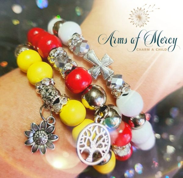 67 Days for Leilani Kuter - Bracelets © Arms of Mercy NPC