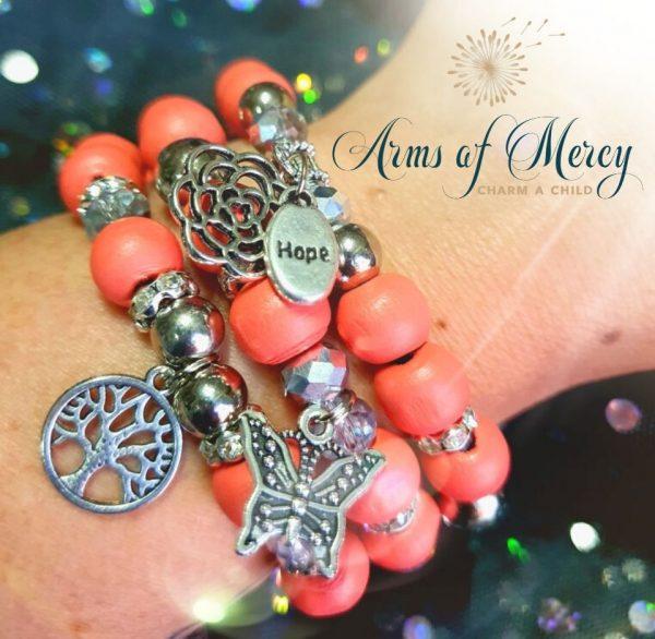 67 Days for Lindsay Pistorius - Bracelets © Arms of Mercy NPC