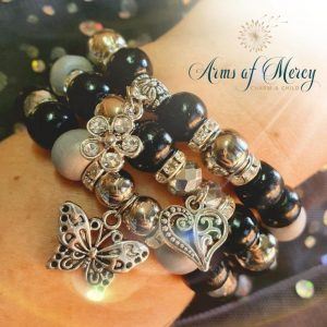 Beautifully Strong Bracelets © Arms of Mercy NPC