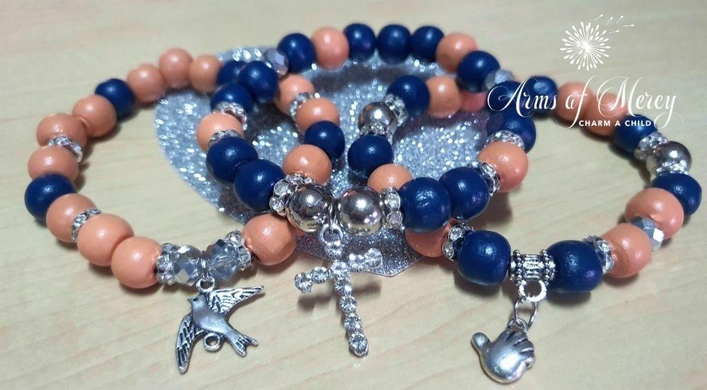 Courageous Bracelets © Arms of Mercy NPC