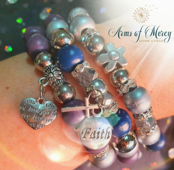 Just Love Bracelets © Arms of Mercy NPC