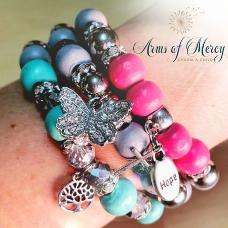 Passion Bracelets © Arms of Mercy NPC