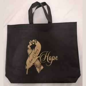 Reusable Shopper Bag - Hope Collection © Arms of Mercy NPC