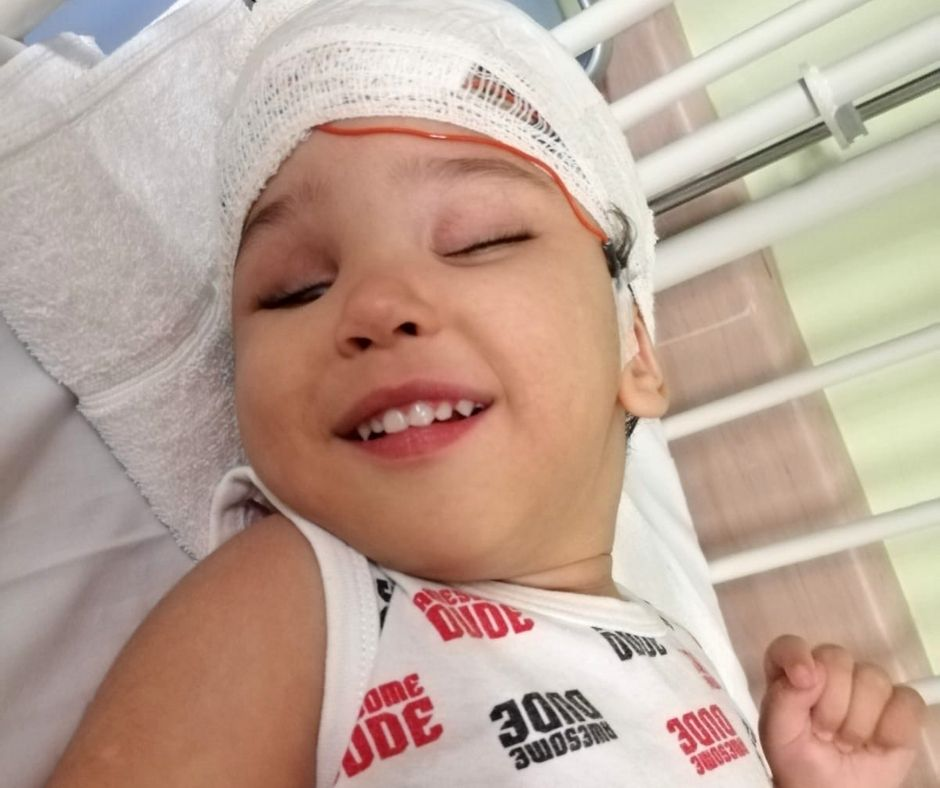 Fundraising for Azealin Smiles – Quadriplegic Cerebral Palsy