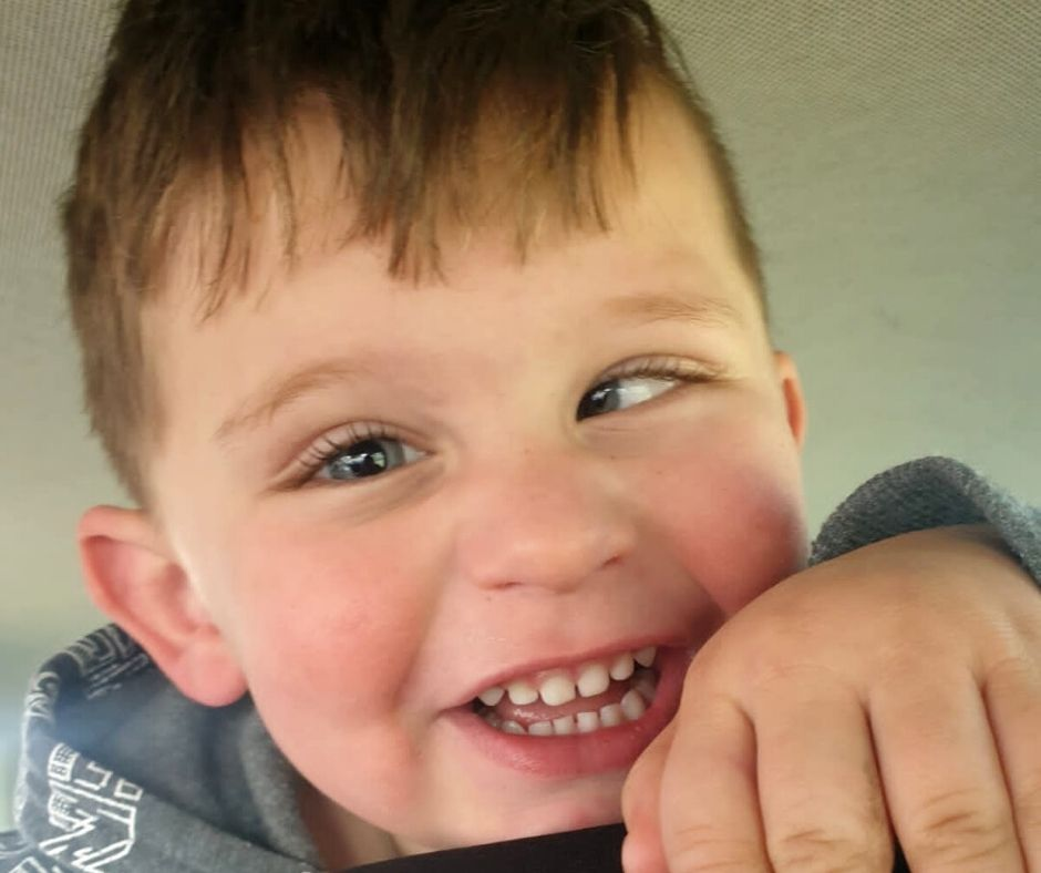 Fundraising for Cayson Moss – Strabismus