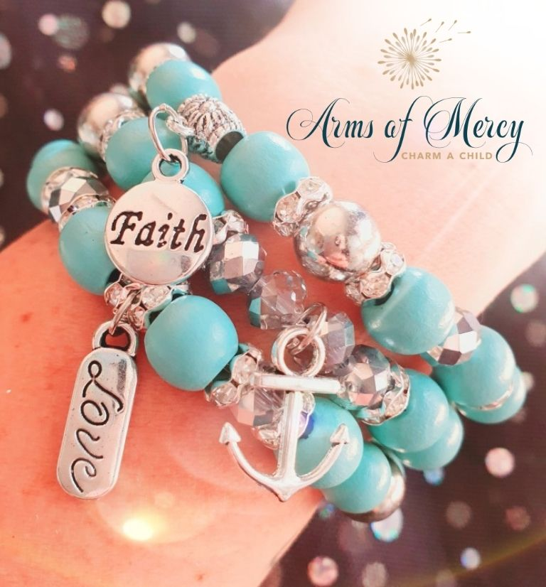 Just Smile Bracelets © Arms of Mercy NPC