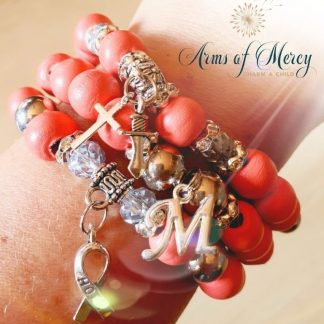 Mighty Angel Bracelets © Arms of Mercy NPC