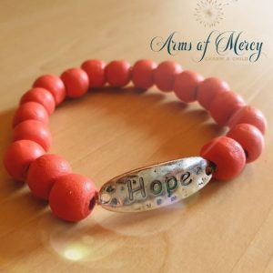 Mighty Angel Bracelets for Men © Arms of Mercy NPC