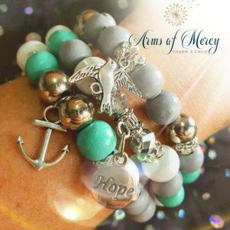 Ray of Hope Bracelets © Arms of Mercy NPC
