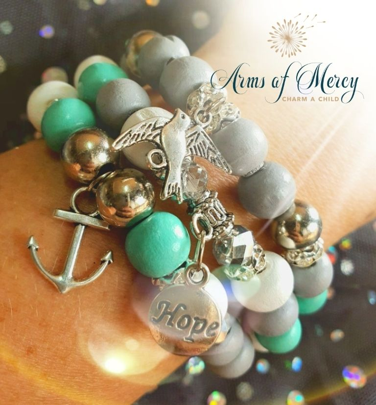 Ray of Hope Bracelets © Arms of Mercy NPC