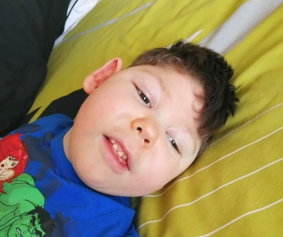 Fundraising for Brodie Snyman – Cerebral Palsy, Epilepsy, Microcephaly, Bronchiectasis, Dystonia, Apnea