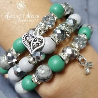 Forever Loved Bracelets © Arms of Mercy NPC